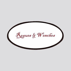 Rogues & Wenches logo Patches