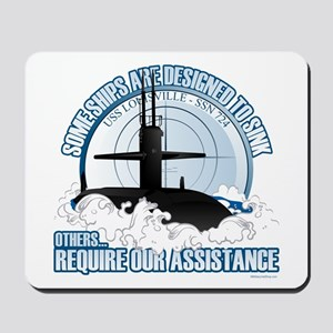 Designed to Sink Mousepad