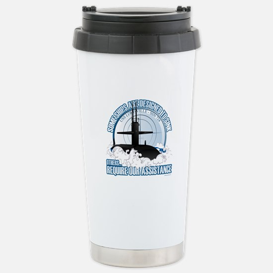 Designed to Sink Stainless Steel Travel Mug