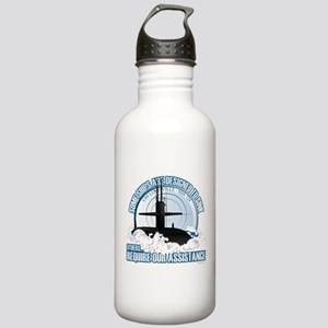 Designed to Sink Stainless Water Bottle 1.0L