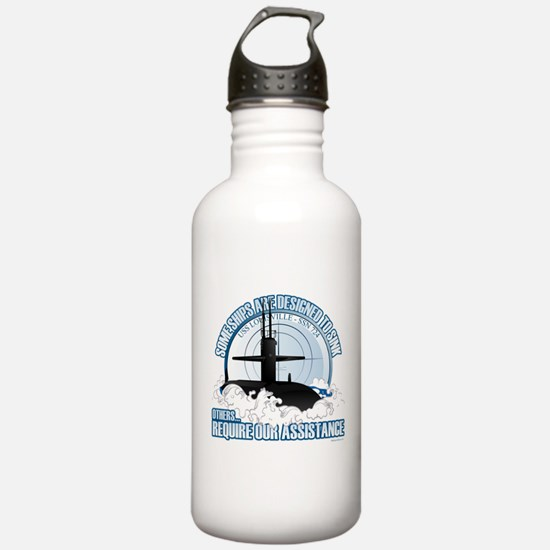 Designed to Sink Water Bottle