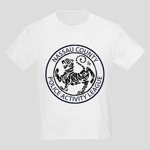 NC PAL Shotokan Karate Tiger Kids Light T-Shirt