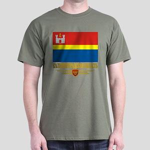 Kaliningrad Oblast Flag Dark T-Shirt