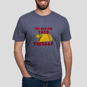 Taco Tuesday Mens Tri-blend T-Shirt