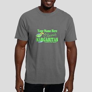 Classic Margaritas Mens Comfort Colors Shirt