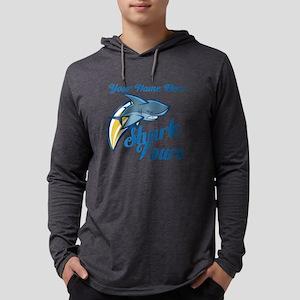 Shark Tours Mens Hooded Shirt