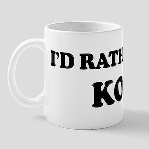 Rather be in Kota Mug