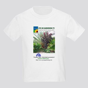 EOGTV Tropical Logos Kids T-Shirt