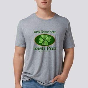 Irish Pub Mens Tri-blend T-Shirt