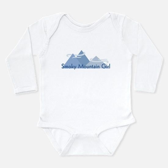 Unique Smoky Long Sleeve Infant Bodysuit