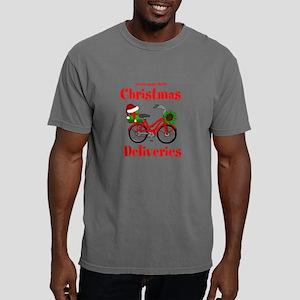 Christmas Deliveries Mens Comfort Colors Shirt