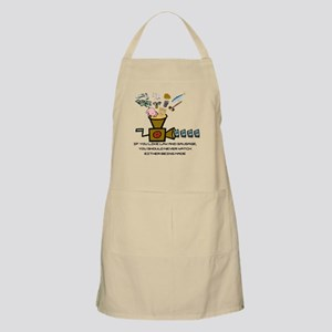 Law and Sausage Apron