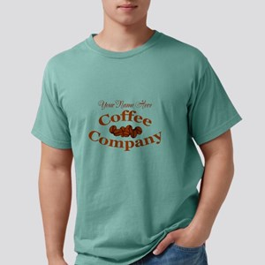 Classic Coffee Company Mens Comfort Colors Shirt