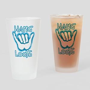 Hang Loose Drinking Glass