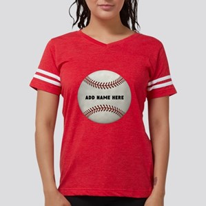 Baseball Name Customized Womens Football Shirt