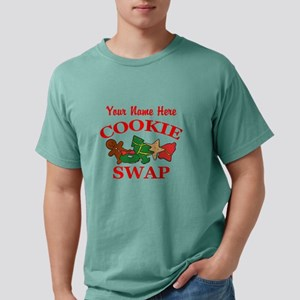 Cookie Swap Mens Comfort Colors Shirt