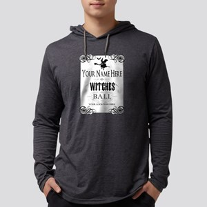 Witches Ball Mens Hooded Shirt