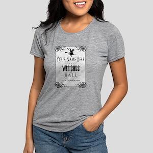 Witches Ball Womens Tri-blend T-Shirt