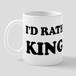 Rather be in Kingston Mug