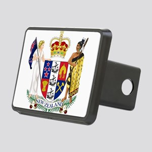 New Zealand Coat Of Arms Rectangular Hitch Cover