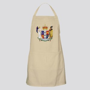 New Zealand Coat Of Arms Apron