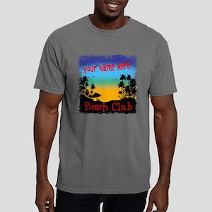 Morning Beach Club Mens Comfort Colors Shirt
