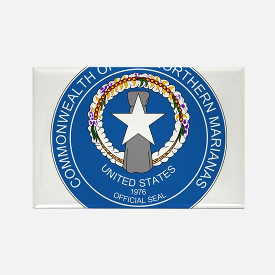 """""""Northern Mariana Islands Coat Of Arms"""" Rectangle"""