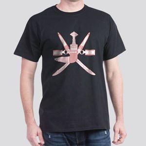Oman Coat Of Arms Dark T-Shirt