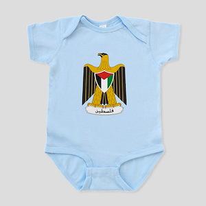 Palestine Coat Of Arms Infant Bodysuit