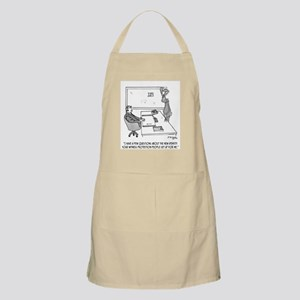Witness Cartoon 1727 Light Apron