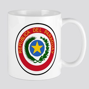 Paraguay Coat Of Arms Mug