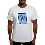 Silly Rabbit Ash Grey T-Shirt