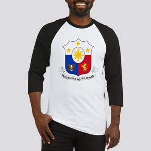 Philippines Coat Of Arms Baseball Jersey