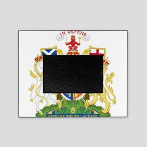 Scotland Coat Of Arms Picture Frame