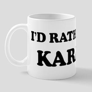 Rather be in Karachi Mug