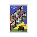 Fort Knox Kentucky Rectangle Magnet (10 pack)