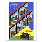 Fort Knox Kentucky Small Poster