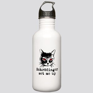 Schrodinger Set Me Up Stainless Water Bottle 1.0L