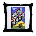 Fort Knox Kentucky Throw Pillow