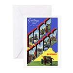 Fort Knox Kentucky Greeting Cards (Pk of 10)