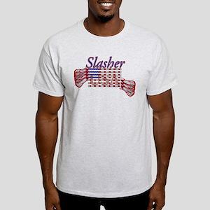 Slasher American Flag Light T-Shirt