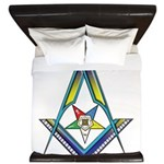 The S&C with the OES Star King Duvet