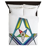 The S&C with the OES Star Queen Duvet