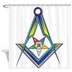 The S&C with the OES Star Shower Curtain