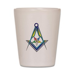 The S&C with the OES Star Shot Glass
