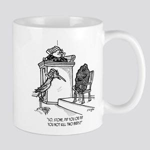 Bird Cartoon 2021 11 oz Ceramic Mug