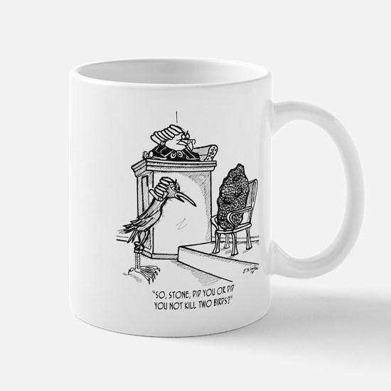 Bird Cartoon 2021 Mug