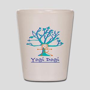 Yogi Dogi Shot Glass
