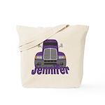 Trucker Jennifer Tote Bag