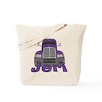 Trucker Jeri Tote Bag